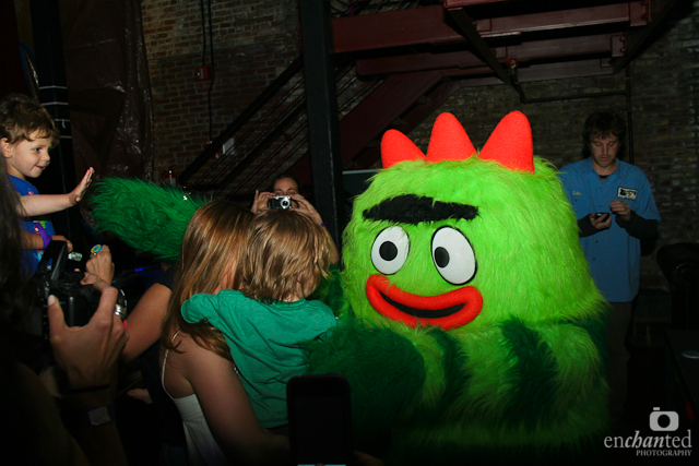 Yo Gabba Gabba! Live! There's a Party in my City!